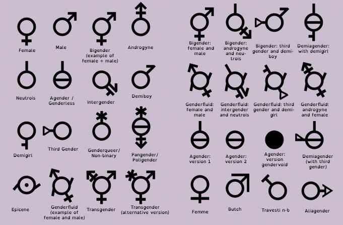 Gênero não é uma identidade