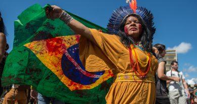 mulher indígena feminismo