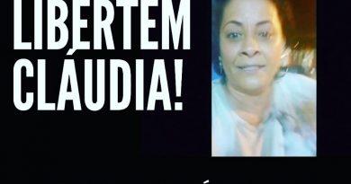 Libertem Cláudia Aparecida