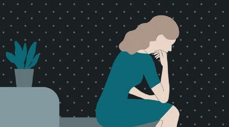Isolamento em um relacionamento tóxico