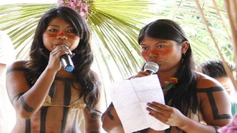 Mulheres indígenas noBrasil: Dificuldade de efetivação dedireitos