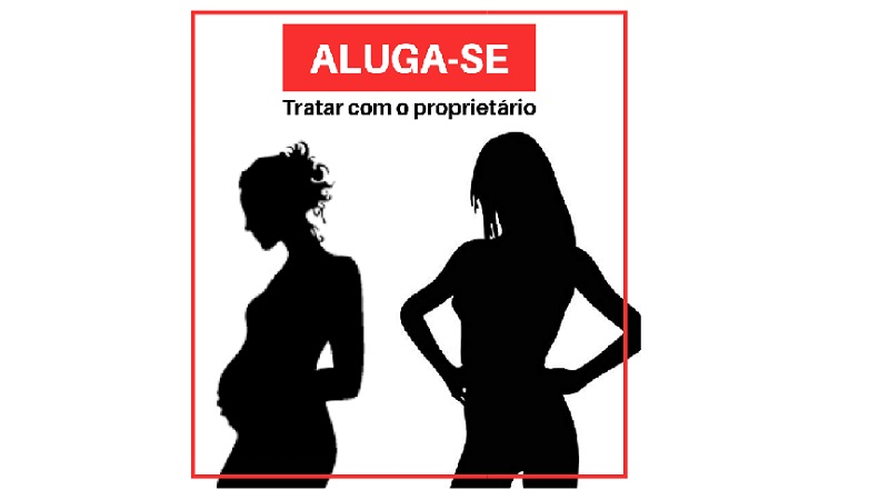 10 formas que a barriga de aluguel é como a prostituição
