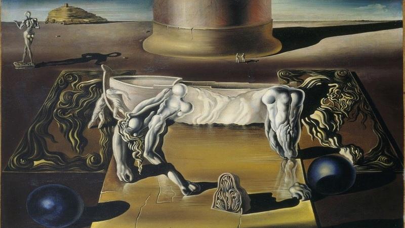 """O lado obscuro do Surrealismo que explorou a """"Histeria"""" Feminina."""