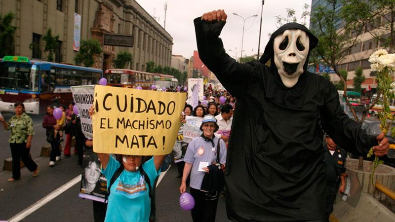 Lutando contra o machismo na América Latina