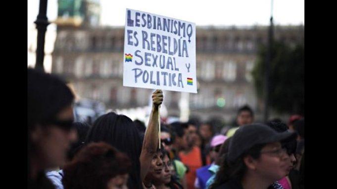 Lesbianismo político