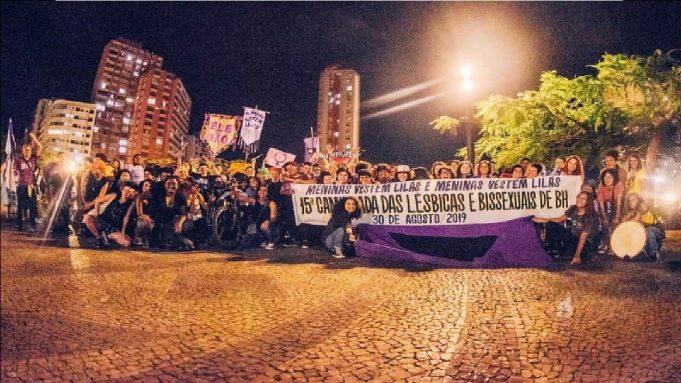 A história de luta do movimento das lésbicas noBrasil