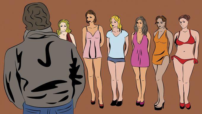 Os 4 modelos legais sobre prostituição