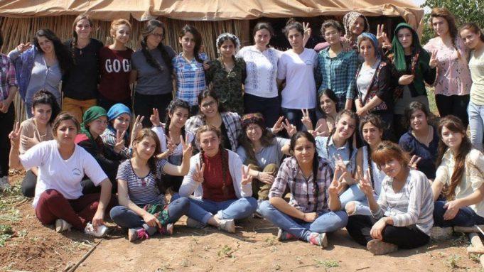 Jinwar, a vila das mulheres livres