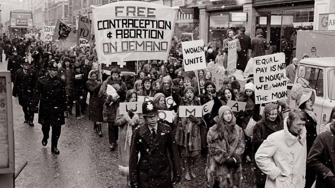 O próximo passo: um programa para a libertação das mulheres