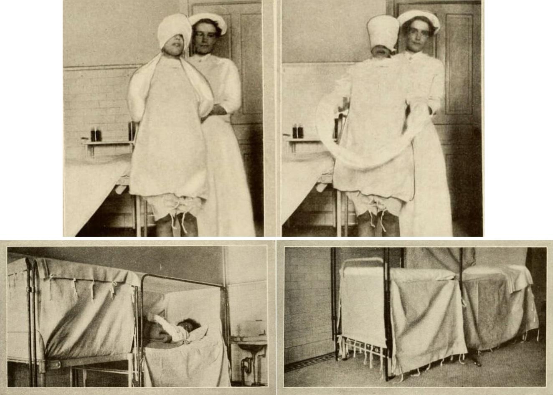 Os hospitais maternidade